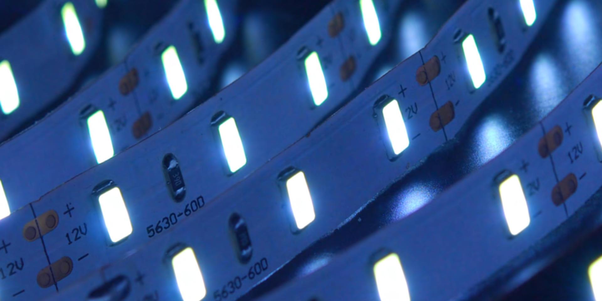 LED STRIPES<br><H6> DOWNLOAD</H6>