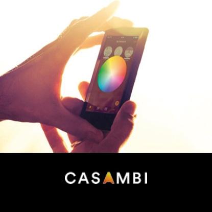 Isens e Casambi, partner in automazione