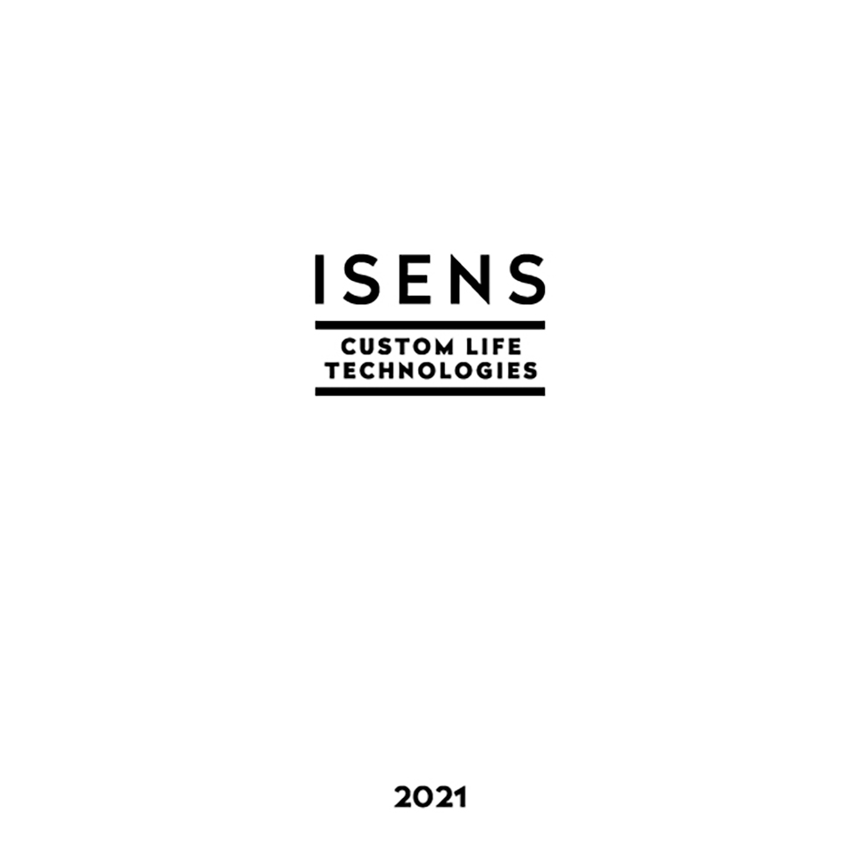 CATALOGO ISENS CLT 2021