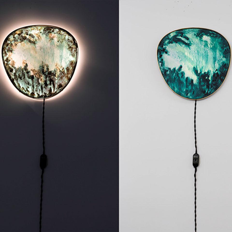 Wall lamps Fabscarte